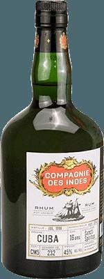 Medium compagnie des indes cuba 16 year rum 400px