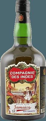 Medium compagnie des indes jamaica navy strength 5 year rum 400px