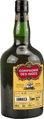 Medium compagnie des indes jamaica 2007 7 year rum 400px