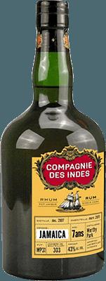 Medium compagnie des indes jamaica 2007 7 year rum 400px