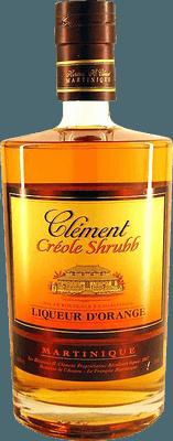 Medium cl ment creole shrubb rum