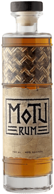 Medium motu gold rum 400px