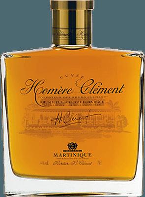 Medium clement cuvee homere rum