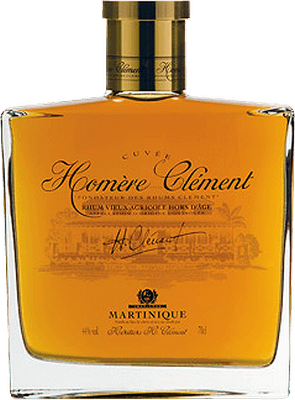 Medium clement cuvee homere rum