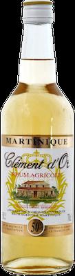 Clement d or rhum agricole rum 400px