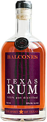 Medium balcones texas rum 400px