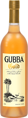 Medium gubba gold rum 400px
