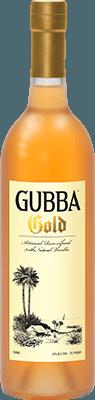 Medium gubba gold rum 400px