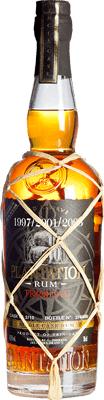 Medium plantation trinidad 1997 2001 2003 rum 400px