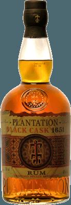 Medium plantation black cask 1651 rum 400px