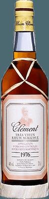 Medium clement rhum vieux millesime 1976 rum