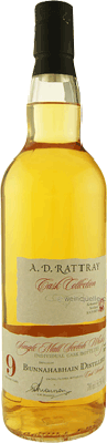 Medium a. d. rattray 9 year rum 400px