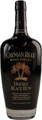 Medium cayman reef double black rum 400px