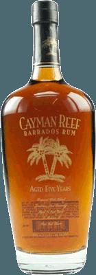 Medium cayman reef 5 year rum 400px