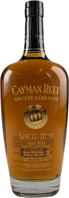 Medium cayman reef spiced rum 400px