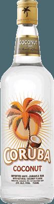 Medium coruba coconut rum 400px