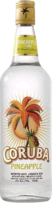 Medium coruba pineapple rum 400px