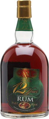 XM Special 12-Year rum