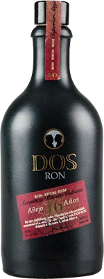 Medium dos ron 16 year rum 400px