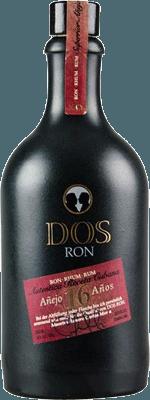 Medium dos ron 16 year rum 400px