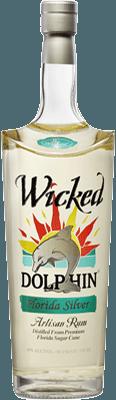 Medium wicked dolphin florida silver rum 400px