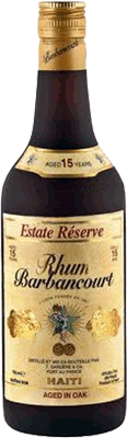 Medium barbancourt estate reserve 15 year rum 400px