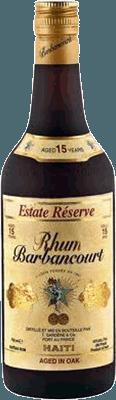 Medium barbancourt estate reserve 15 year rum 400px
