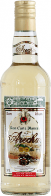 Medium arecha carta blanca rum 400px