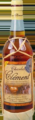 Cl ment vieux cuv e charles rum
