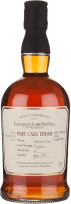 Medium foursquare  9 year port cask finish rum 400px