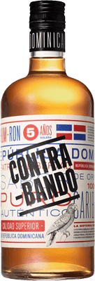 Medium ron contrabando anejo 5 year rum 400px