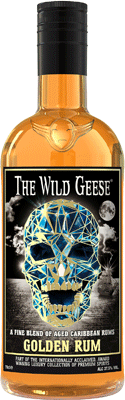 Medium the wild geese golden rum 400px