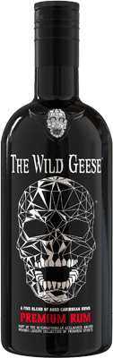 The wild geese premium rum 400px