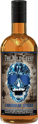 The Wild Geese Caribbean Spiced rum