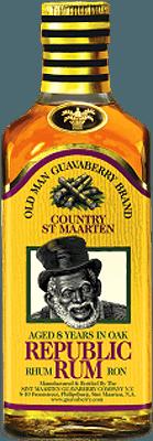 Medium old man guavaberry republic 8 year rum 400px