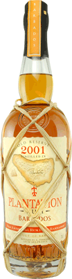 Medium plantation barbados 2001 rum 400px