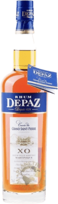 Medium depaz cuvee du grand saint pierre xo