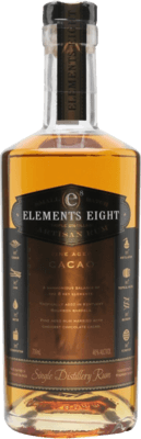Medium elements 8 fine aged cacao