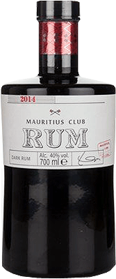 Medium mauritius club dark rum 400px