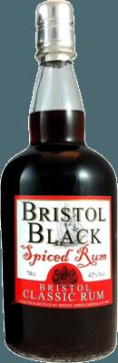 Medium bristol classic black spiced rum 400px