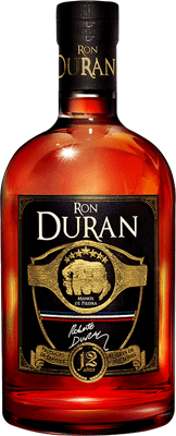 Medium ron duran 12 year rum 400px