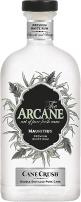 Medium arcane cane crush rum 400px