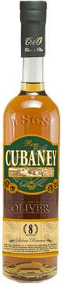 Medium cubaney solera reserve 8 year rum 400px