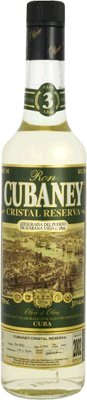Medium cubaney crystal reserve 3 year rum 400px