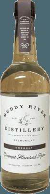 Medium muddy river coconut rum 400px