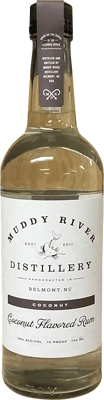 Medium muddy river coconut rum 400px