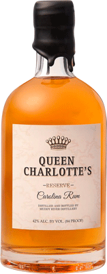 Medium queen charlotte s reserve rum 400px