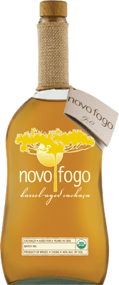 Medium novo fogo barrel aged rum 400px