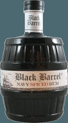 Medium a.h. riise black barrel navy spiced rum 400px