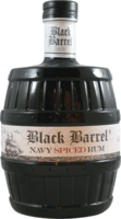 Small a.h. riise black barrel navy spiced rum 400px
